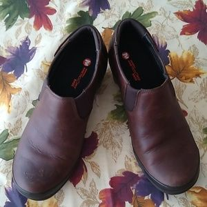 Merrell Leather Booties Shoes